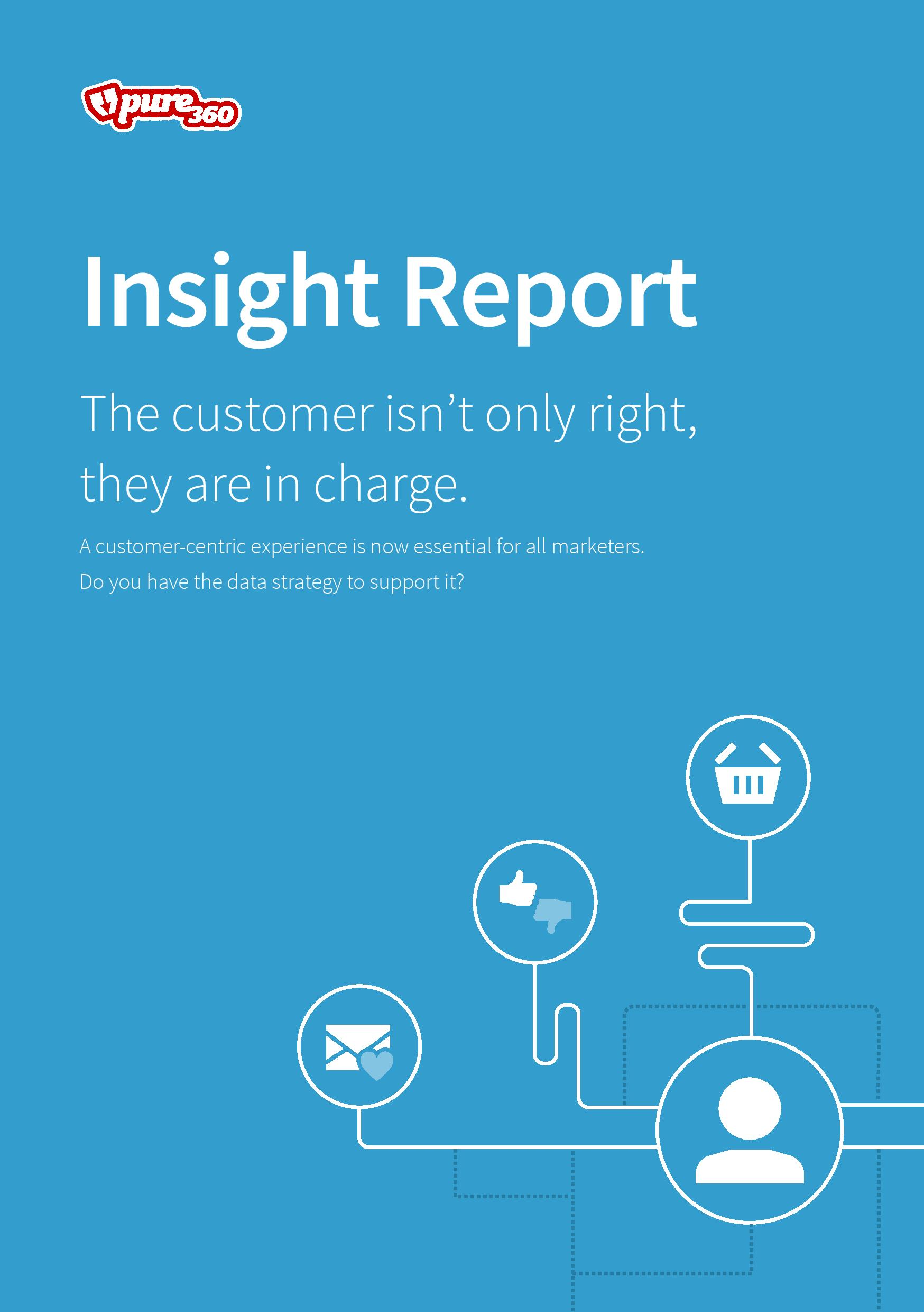 Pure360 Insight Report - Customer Experience