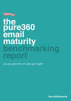 The Pure360 Email Maturity Benchmarking Report